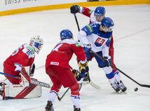 Lotyšsko MS2021 Hokej A Slovensko Česko Studenič
