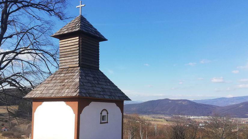 Stožok zvonica Podpoľanie