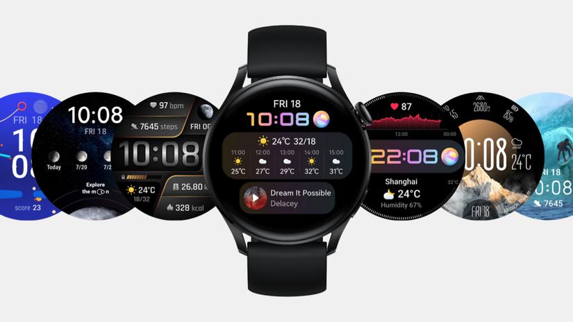 Huawei, Watch 3, Harmony OS