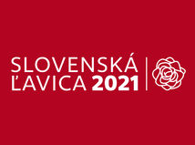 Slovenská ľavica 2021, logo