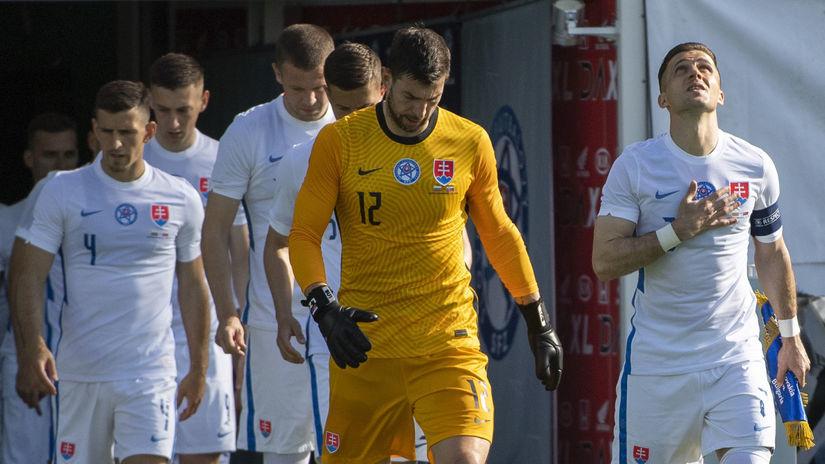 slovenskí futbalisti