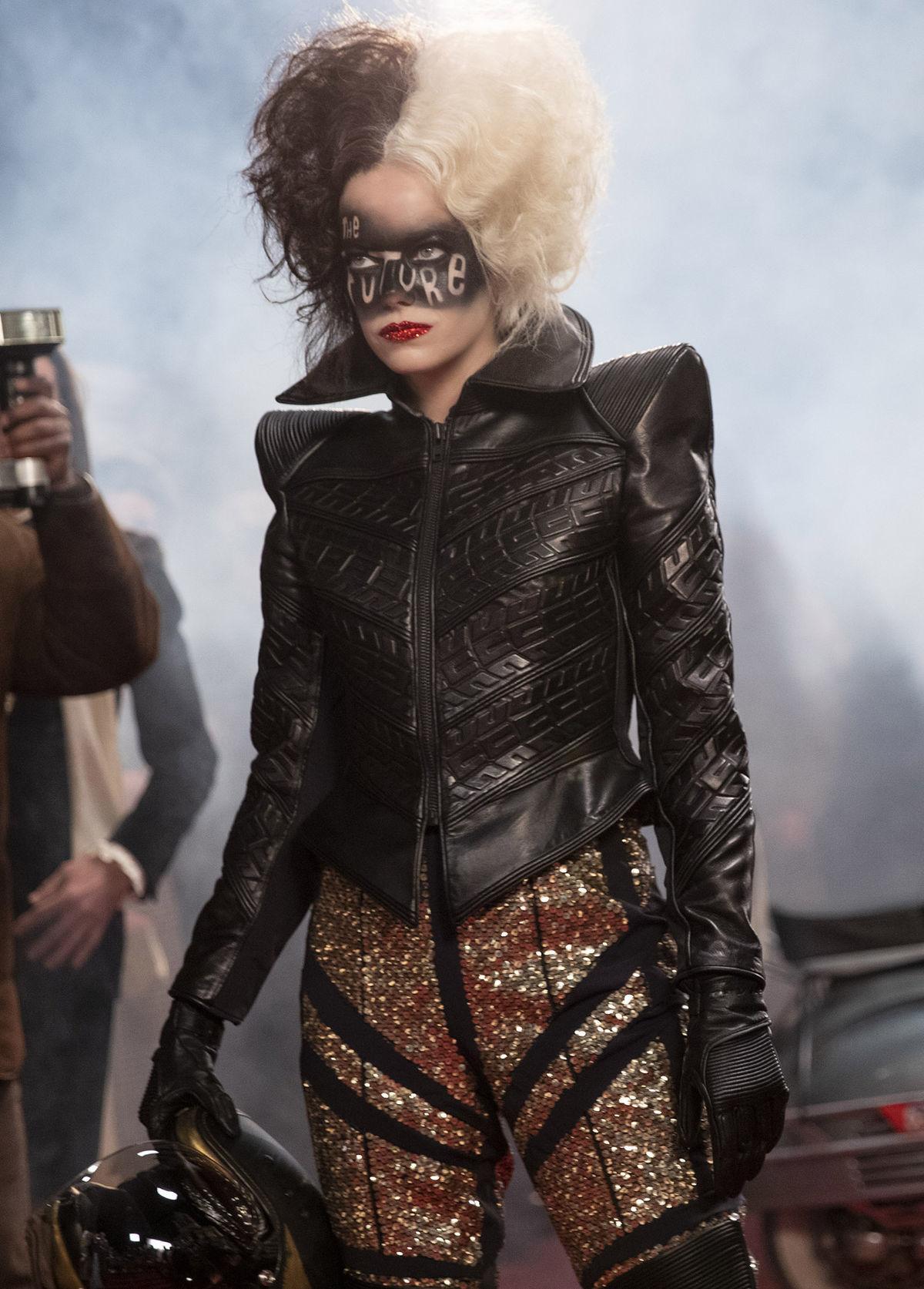 Film Cruella Fashion