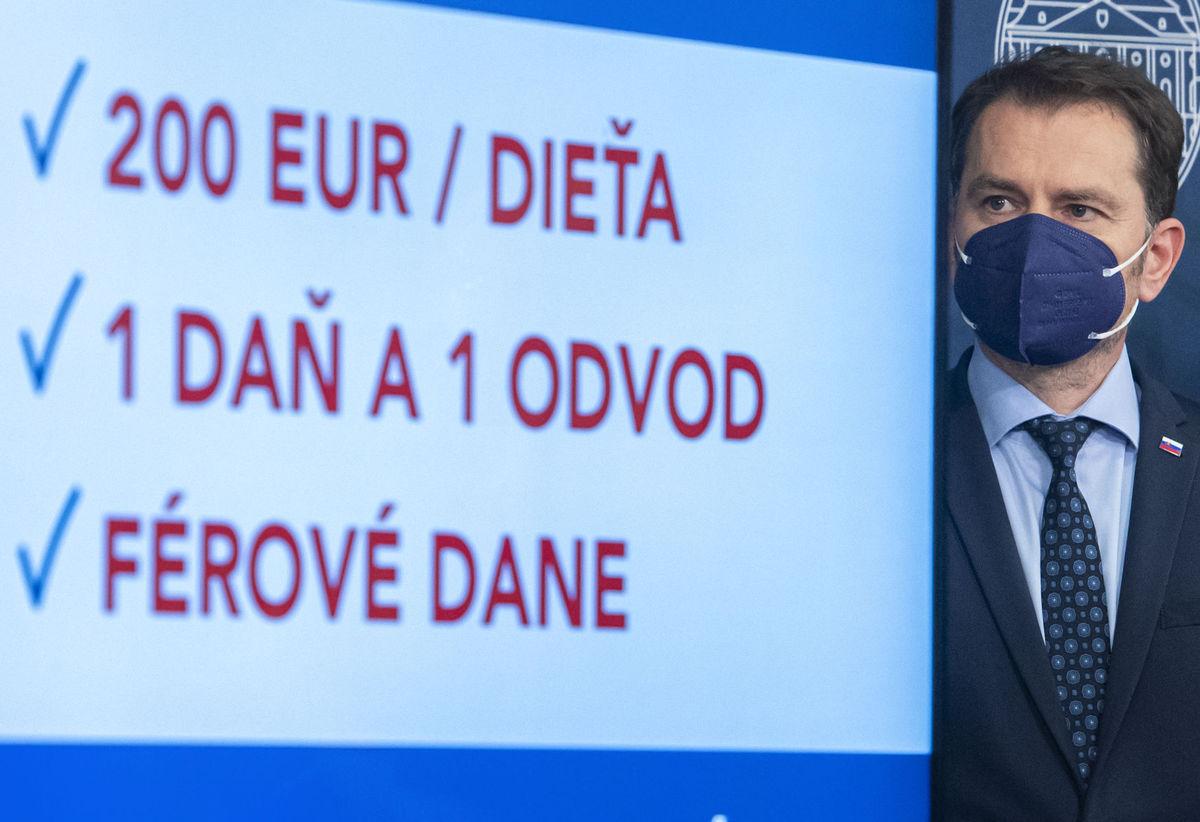 daňová odvodová reforma, Igor Matovič