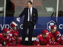Lotyšsko MS2021 Hokej A Bielorusko Slovensko