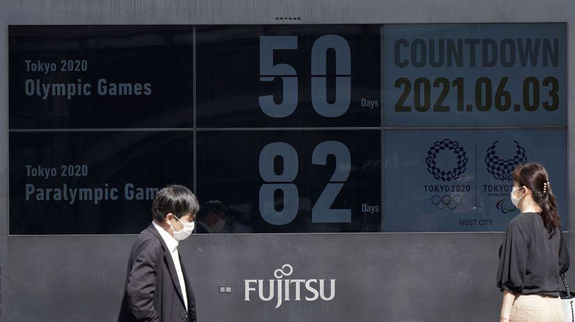 Olympiáda, Tokio