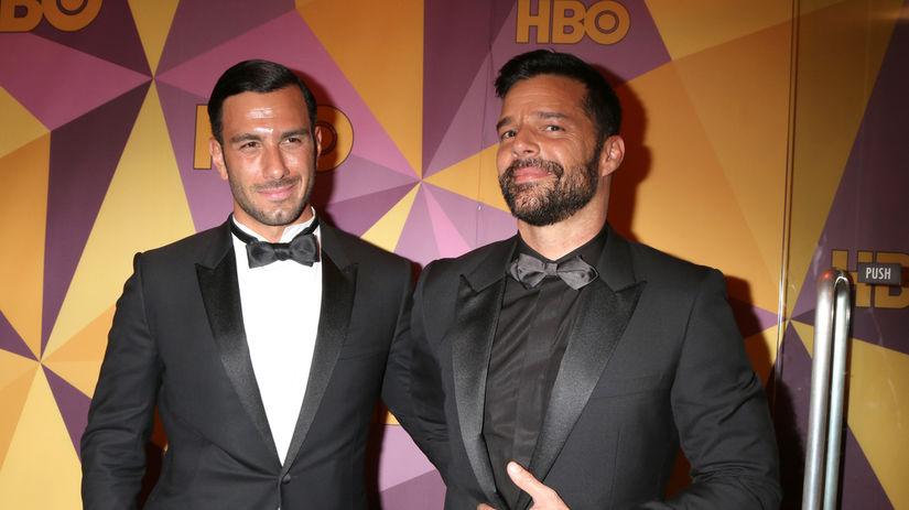 Ricky Martin  a Jwan  Yosef