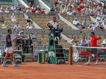 Federer, Čilič