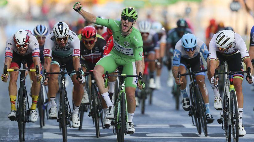 Francúzsko SR šport cyklistika Tour de France...