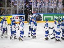Lotyšsko MS2021 hokej štvrťfinále USA Slovensko