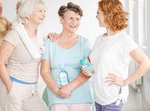 šport, tréning, senior, seniorky, staršia žena, stará žena, vitalita