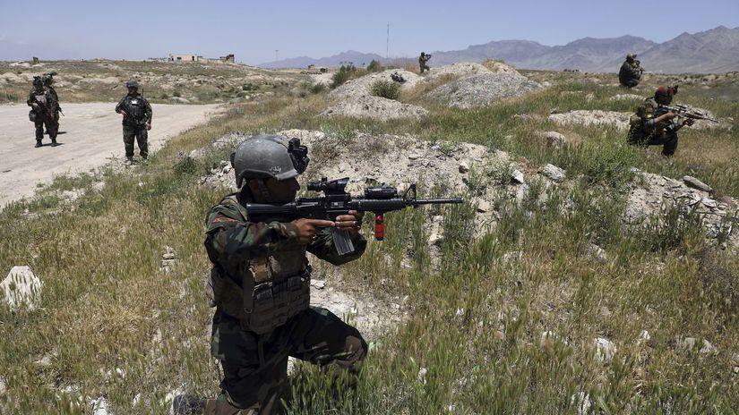 Afganistan / Vojak / Armáda /