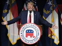 Donald Trump, Severná Karolína