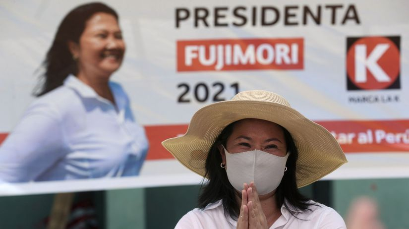Peru / Keiko Fujimoriová /