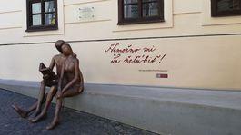 Banská Štiavnica, sochy
