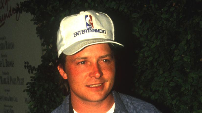 Herec Michael J. Fox