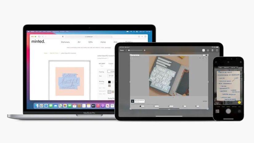 iPad, MacOS, iOS
