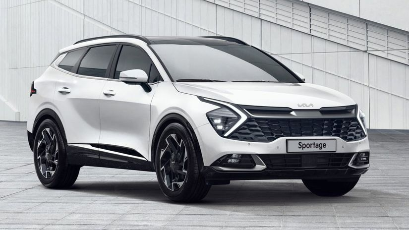Kia Sportage - 2021