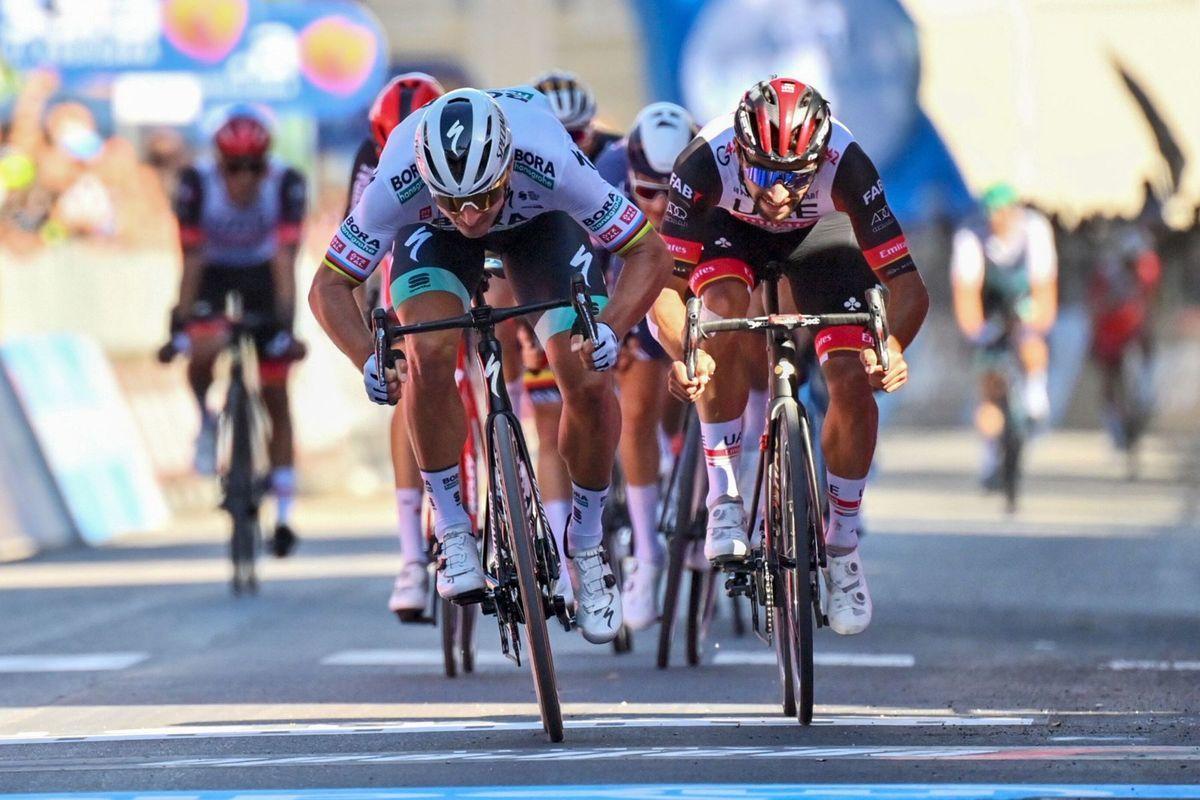 Taliansko SR šport cyklistika Giro 10. etapa Sagan