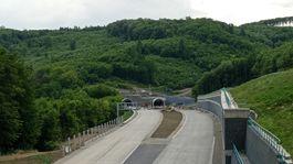 Západný obchvat Prešova, D1