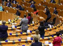 Belgicko EÚ EP Nemecko koronavírus oživenie Merkelová