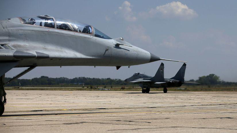 Stíhačka / MiG-29 /