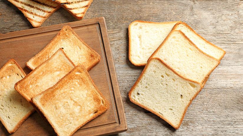toast, chlieb, diéta,