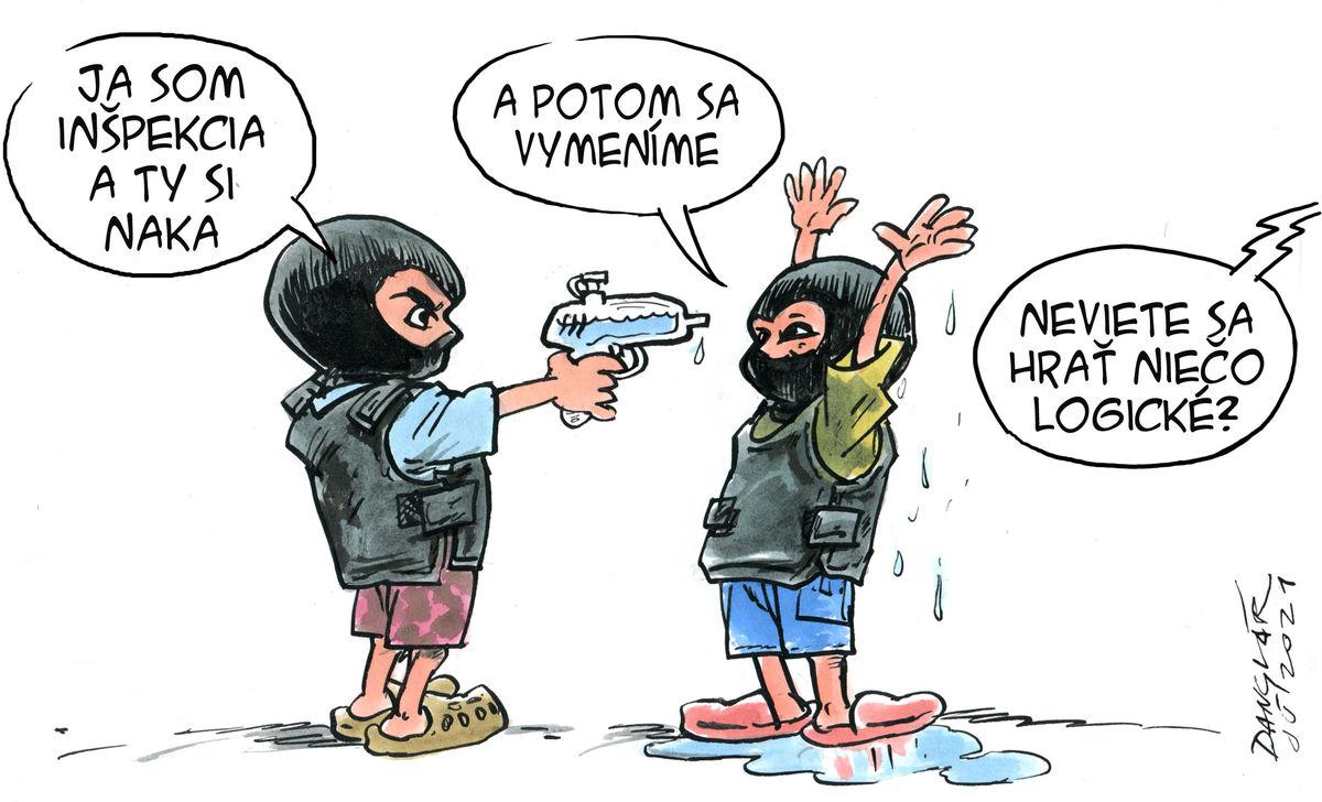 Karikatúra 11.06.2021