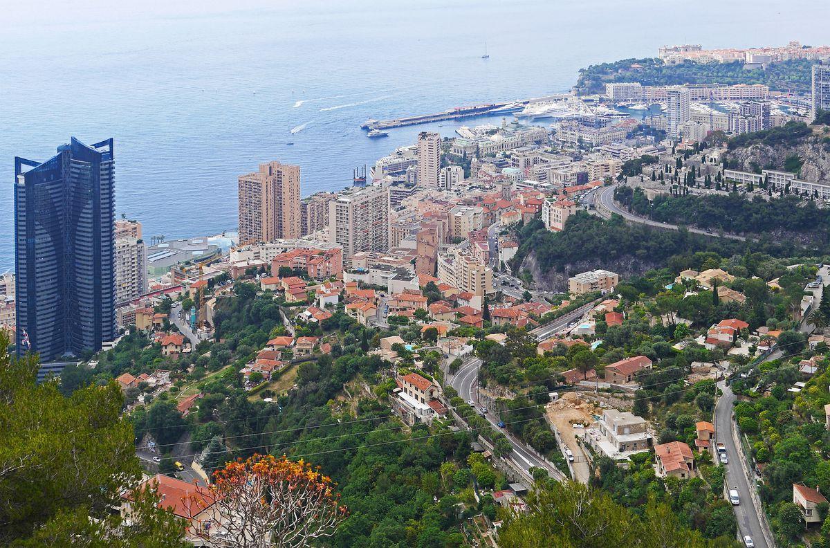 Monako sa považuje za jeden z daňových rajov -...