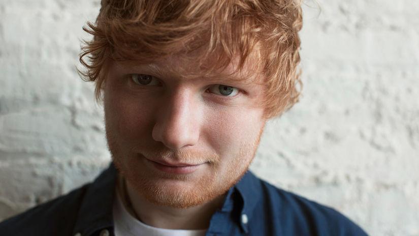 Ed Sheeran 1A7A0994 Fin-Spevák Ed Sheeran.