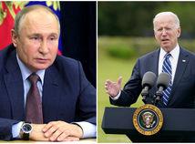 Joe Biden / Vladimir Putin /