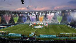 Taliansko Futbal ME2020 Turecko otvorenie