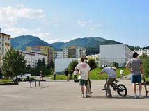 Banská Bystrica Skatepark