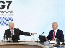 G7, Boris Johnson, Joe Biden