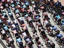 Taliansko Cyklistika Giro 12. Etapa