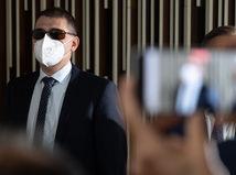 Šéf policajnej inšpekcie Szabó ide do väzby, rozhodol Najvyšší súd
