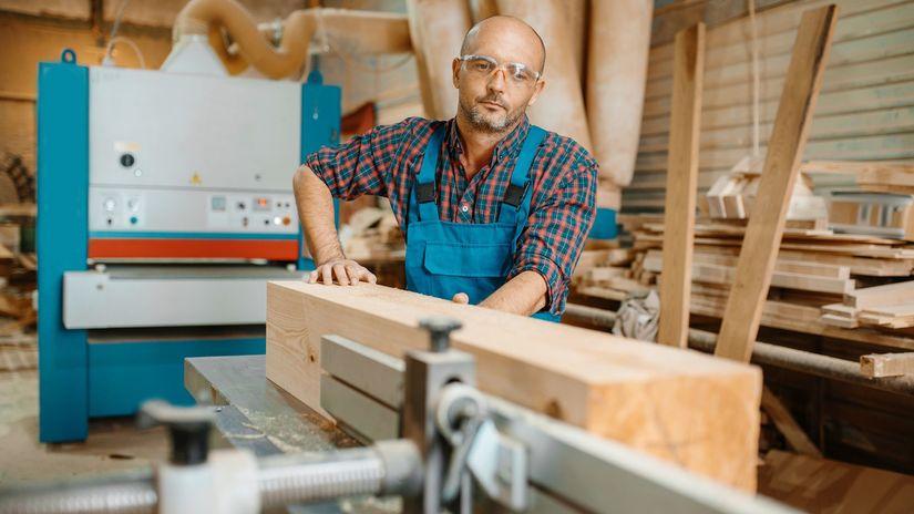 drevo, výroba dreva