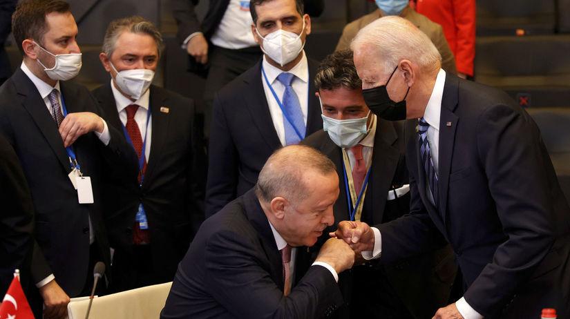 NATO / Joe Biden / Recep Tayyip Erdogan /