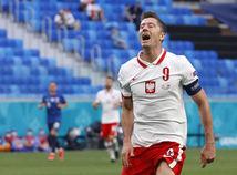 Russia Poland Slovakia Euro 2020 Lewandowski
