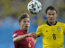Španielsko futbal ME2020 E Švédsko