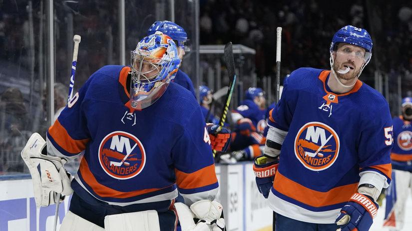 USA Hokej NHL 2. kolo Play Off Islanders