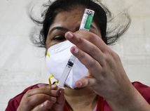 India, koronavírus, Covishield
