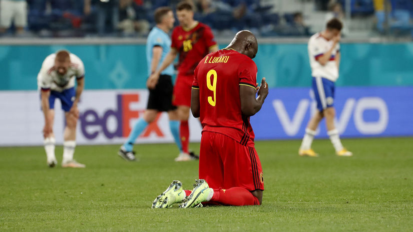 Russia Belgium Euro 2020 Soccer