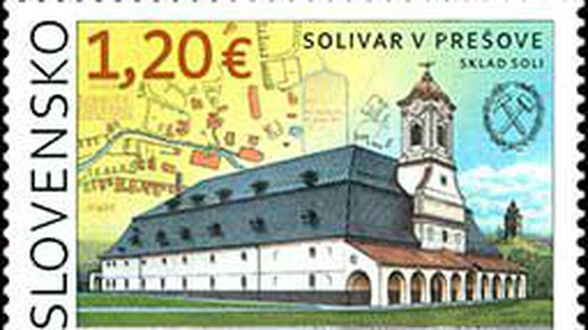 solivar Presov znamka