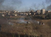 izrael palestína