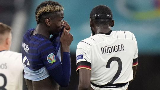 Paul Pogba, Antonio Rudiger