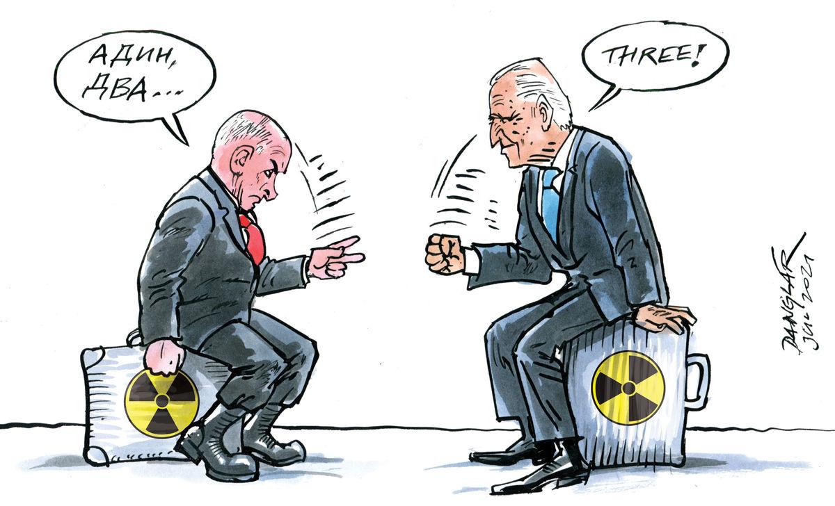Karikatúra 18.06.2021