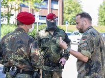 nemecko, vojaci