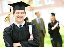 promócia, absolvent, diplom