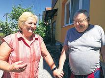 opatrovanie, Margita a Ján Stelovci, Mária Sujová