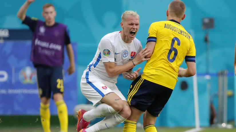 Russia Sweden Slovakia Euro 2020 Soccer